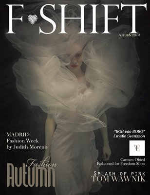 Fashion Shift Magazine AUTUMN 2014 | Cover 2