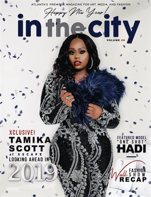 In The City Magazine vol.3