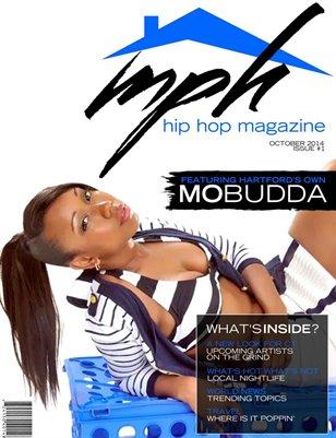 MPH MAGAZINE HIP-HOP ISSUE VOL 1 MO BUDDA