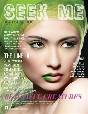 Seek.me Magazine Issue Two