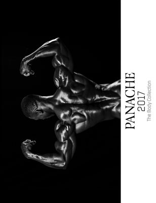 PANACHE CALENDAR 2017: The Body Collection