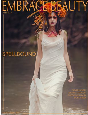 Embrace Beauty Magazine Spellbound issue 25