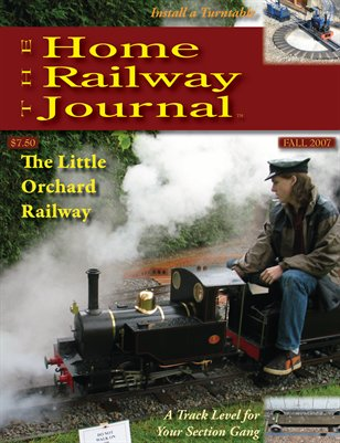 Home Railway Journal: FALL 2007