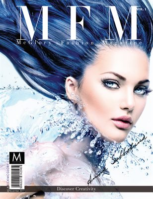 "MFM's ""THE FIERCE WOMEN ISSUE,"" Vol. 1 Edition"