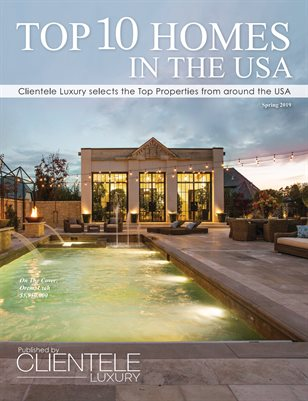 Top 10 Homes USA 2019 Spring Issue