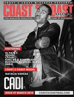 Coast 2 Coast Magazine Issue #47