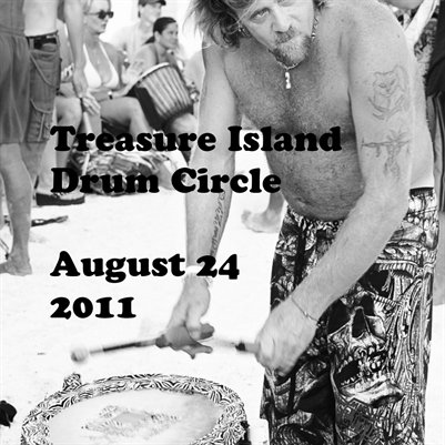 Treasure Island Drum Circle