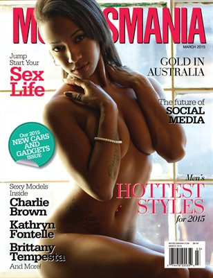 MODELSMANIA MARCH 2015 MISS CHARLIE