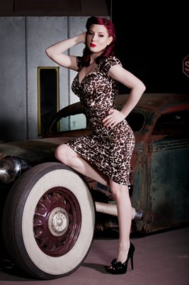 Angela Ryan Rat Rod