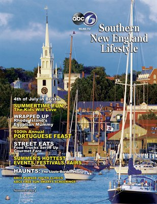ABC6 Southern New England Lifestyle 2014