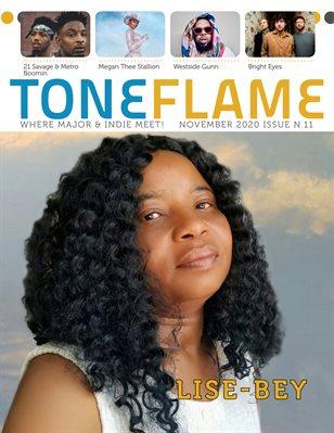 ToneFlame Magazine November 2020