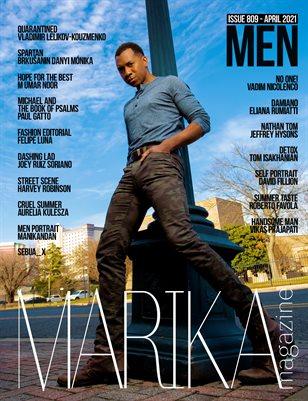 MARIKA MAGAZINE MEN (ISSUE 809 - APRIL)