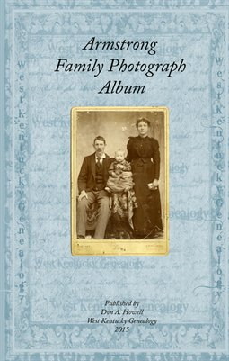 Armstrong Family Photograph Album