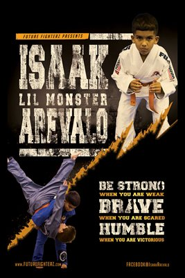 Isaak Arevalo Humble Poster
