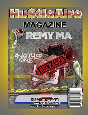 Hustleaire Magazine March 2017 Edition #2.3