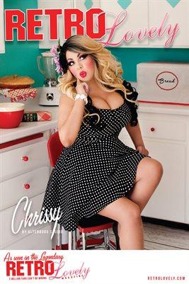 Chrissy Cover Poster - RL124