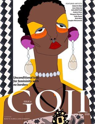 GOJI MAGAZINE ISSUE 6 VOL.1 2020