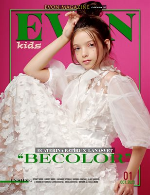 EVON KIDS Magazine