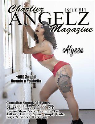 Charliez Angelz Issue #11 - Alyssa