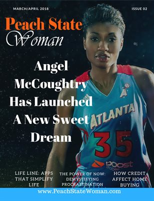 Peach State Woman Issue 2