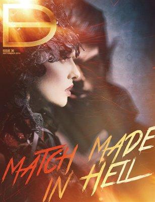 Dark Beauty Magazine ISSUE 36 - Part 2
