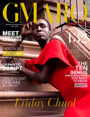 GMARO Magazine April 2020 Issue #21