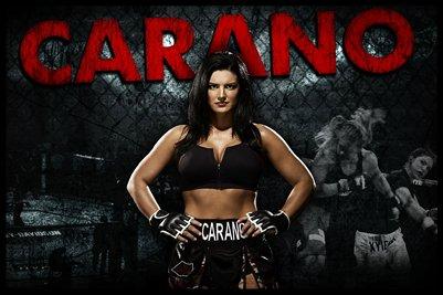 Gina Carano 12x18 Poster