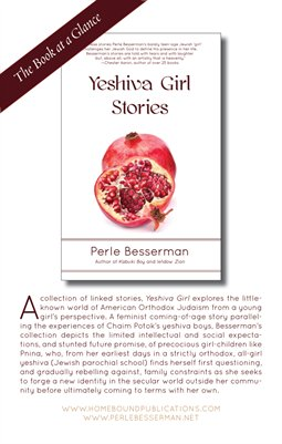 Yeshiva Girl Stories | Book at a Glance