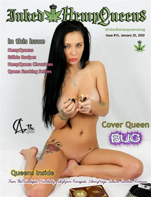 Inked HempQueens Magazine ~ Issue 10 ~ Bug