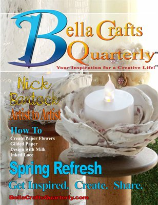 Bella Crafts Quarterly Spring 2014