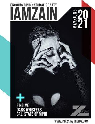 I Am Zain: Photography Issue May/June 2021