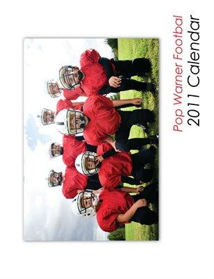 Pop Warner Football Calendar