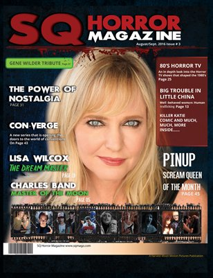SQ Horror Magazine #3 Aug/Sept