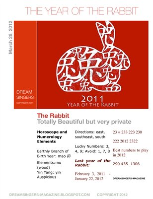 Year of the Rabbit - 2023
