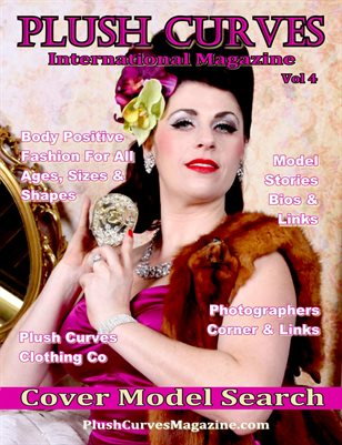 Plush Curves International Magazine Vol 4