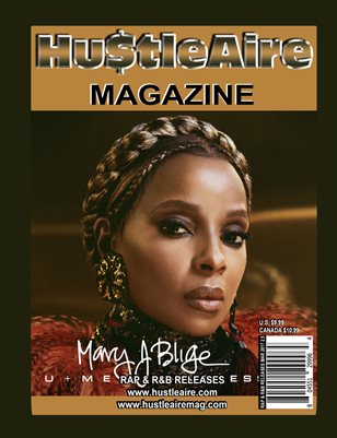 Hustleaire Magazine March 2017 Edition #2.5