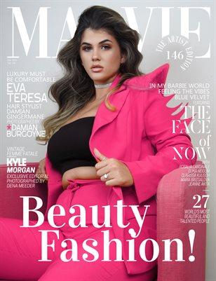MALVIE Magazine The Artist Edition Vol 146 February 2021