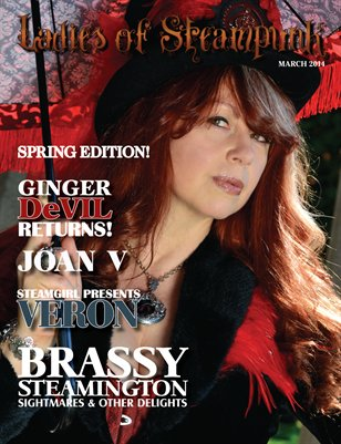 Ladies of Steampunk Magazine  Vol. 2, Issue 4