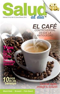 Edicion # 46, Año X, Enero/Febrero 2013