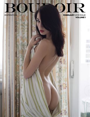 Boudoir Inspiration February 2019 Issue Vol. 1