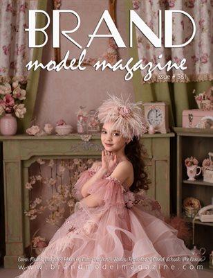 Brand Model Magazine  Issue # 561