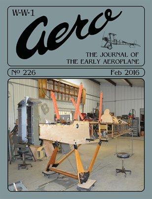 WW1 Aero #226 - February 2016