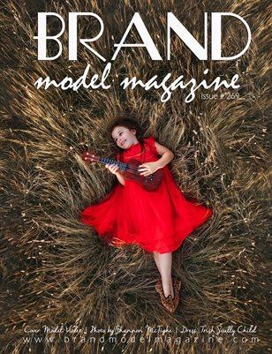 Brand Model Magazine  Issue # 269