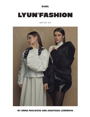LYUN ISSUE No.15 (VOL No.3) C3