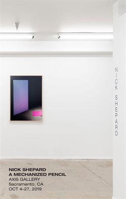 """Exhibition Catalog: """"A Mechanized Pencil"""" at Axis Gallery, 2019"""