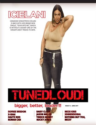 TunedLoud Magazine June 2017