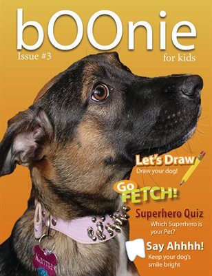 Boonie For Kids, Issue #3