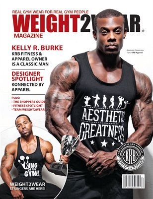 Weight2Wear Magazine Issue #3