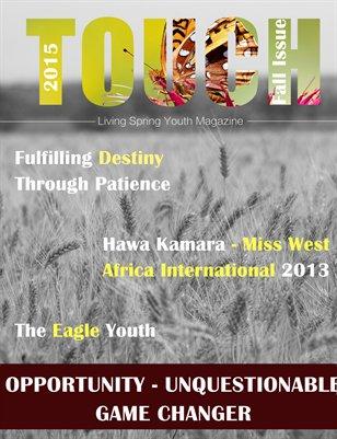 Touch Magazine 2015