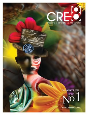 Cre8 Magazine Issue #1